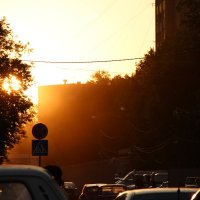 закат :: Александр Диденко