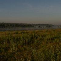 Убегающий туман :: Константин Сафронов