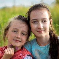 Сёстры :: Евгения Каравашкина