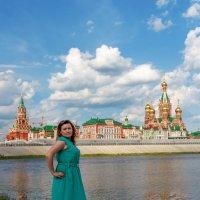 Фотосессия любимой :) :: Андрей Гриничев