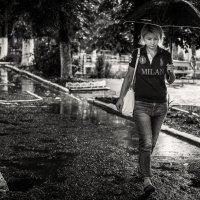 дождливая прогулка :: Sergey Ivankov