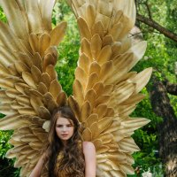 Ангел :: Лидия Орембо