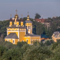 Николо-Набережная церковь :: Сергей Цветков