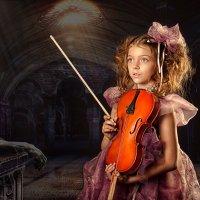 Скрипачка :: Ольга Егорова