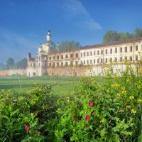 Спасо - Суморин монастырь.Тотьма :: Валерий Талашов