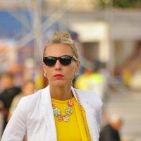 Блондинка. :: ОЛЕГ ПАНКОВ