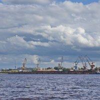 "Порт ""Заостровка"" :: val-isaew2010 Валерий Исаев"