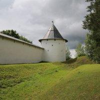 *Монастырская башня :: Карпухин Сергей