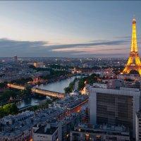 Evening Paris :: Георгий Ланчевский