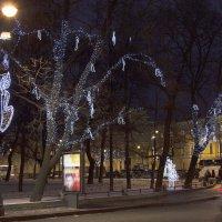 Ночной Петербург-2 :: Александр Рябчиков