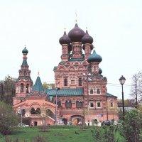 Храм в Останкине :: Борис Александрович Яковлев