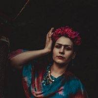 Фотосессия в образе Фриды Кало :: Александра Ларионова
