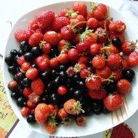 Летний десерт . :: Мила Бовкун