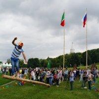 Сабантуй 2015 г. Персонажи праздника-1 :: Николай Дони