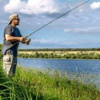 Рыбак :: Анна Шелест