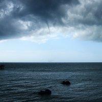 Смерч над Чёрным морем :: nika555nika Ирина