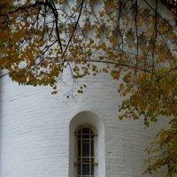 башня Угрешского монастыря :: Ольга Заметалова