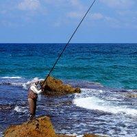 рыбак :: evgeni vaizer