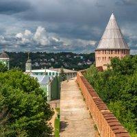 Смоленская крепостная стена. :: Олег Козлов