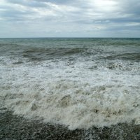 В Чёрном море, в белой пене... :: nika555nika Ирина