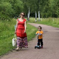 Лето... :: Светлана Дмитриева