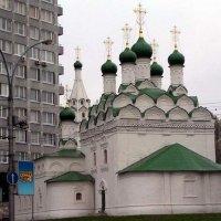 На Новом Арбате :: Михаил Андреев