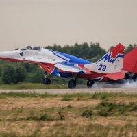 Миг-29 Стрижи :: Павел Myth Буканов