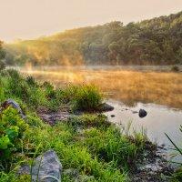 утро на реке :: юрий иванов