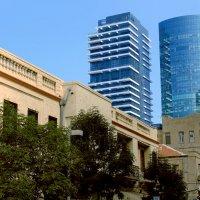 в городе Тель-авив :: Ефим Журбин