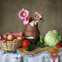 Готовим завтрак... :: lady-viola2014 -