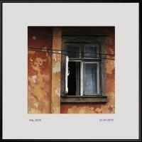 красивое окно :: Николай Семёнов