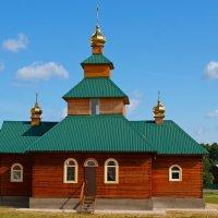 Церковь Виленских мучеников. :: Алексей Жуков