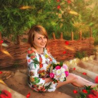 Мой любимый мир! :: Регина Троценко