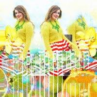Лимонадное торнадо :: Калина Жекова