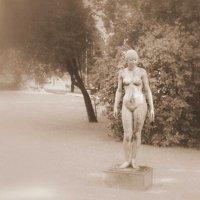 Живая статуя :: Waldemar .