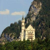 замки Баварии :: Ольга