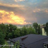 Небесные чудеса, города Твери. :: Дмитрий Рожков
