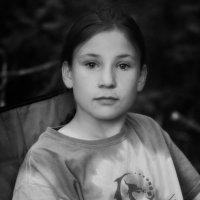 Портрет девочки :: Анатолий Бастунский