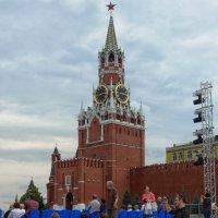 Отдых на Красной площади :: Евгений Кривошеев