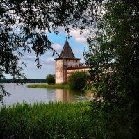 Кирилло-Белозерский монастырь. Вологодская об. :: Иван Миронов