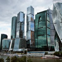 Москва-сити :: Tatyana Belova
