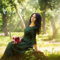 Летний портрет :: Ринат Хабибулин