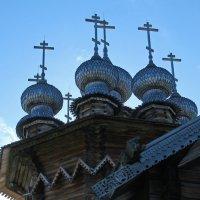 Церковь Покрова Богородицы. 1694-1764гг. :: Nikolay Monahov