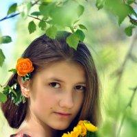 Лето :: Кристиана Моисеева