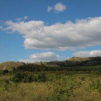 Молодецкий курган и Девья гора :: leoligra