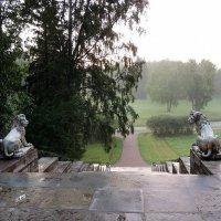 Одно из украшений Павловского парка, которое появилось еще в конце 18 века. :: Елена Павлова (Смолова)