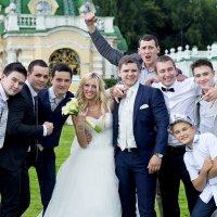 Свадьба должна быть веселой :: Алена