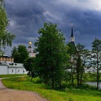 ДОЛГАЯ дорога к Храму (прочтение_2). :: kolin marsh
