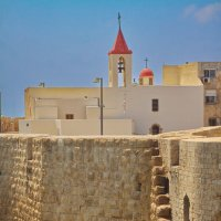 Монастырь у моря :: M Marikfoto