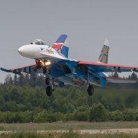 Су-27 Русские Витязи :: Павел Myth Буканов